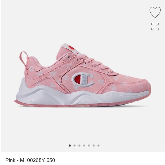 Champion Shoes | Champion Pink Sneakers